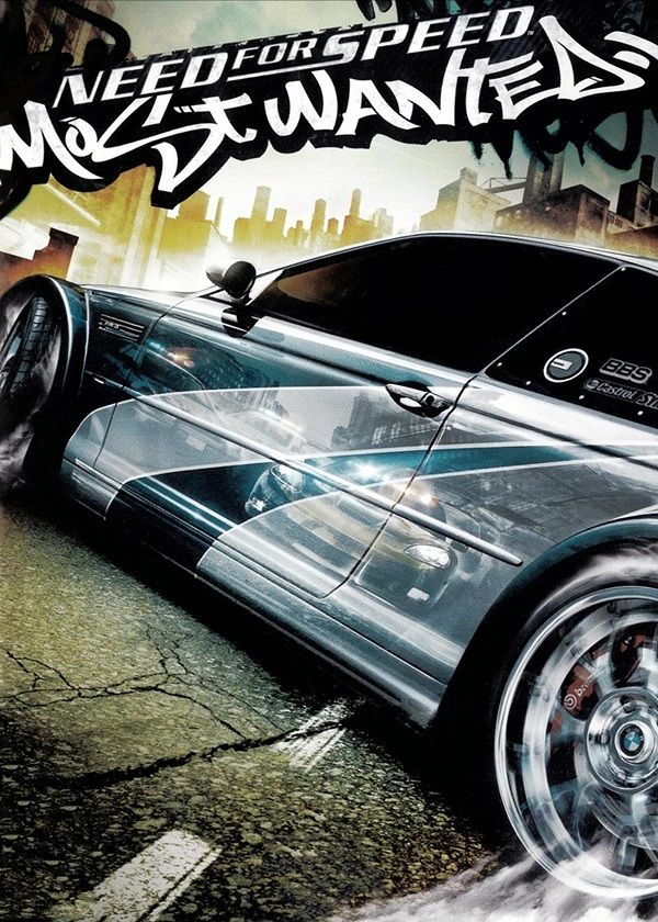 Need For Speed Covers Need For Speed Most Wanted Displate