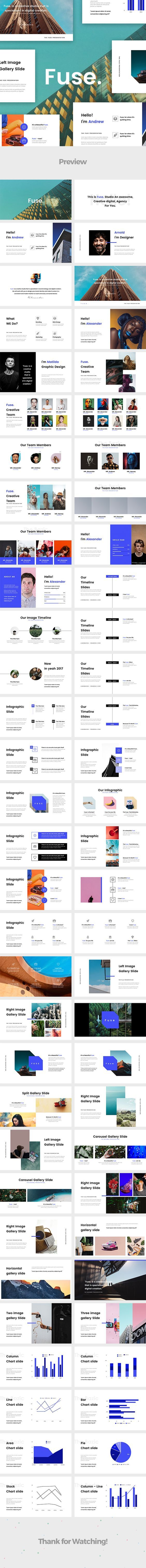 Fuse Powerpoint Template Powerpoint Ppt Powerpoint