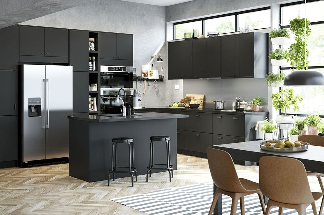 A gallery of kitchen inspiration Kungsbacka, Recycled