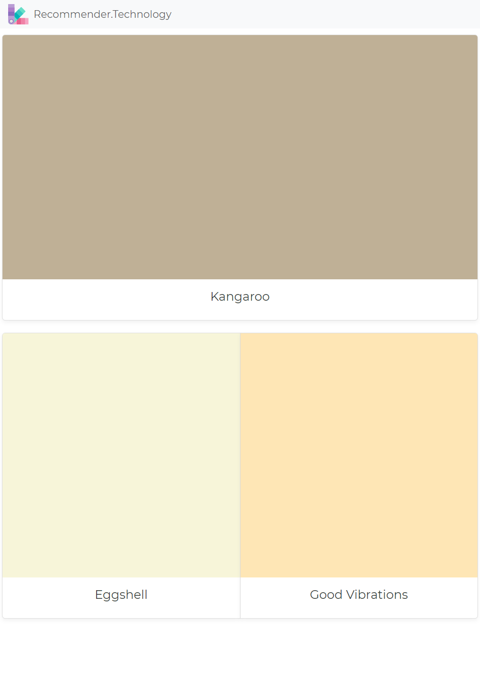 Kangaroo Eggshell Good Vibrations Paint Color Palettes Paint Colors Benjamin Moore Perfect Paint Color