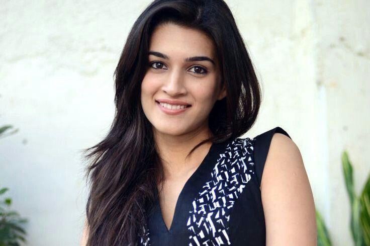 Kriti Sanon 44 Actresses Stylish Hair Hair Tutorial