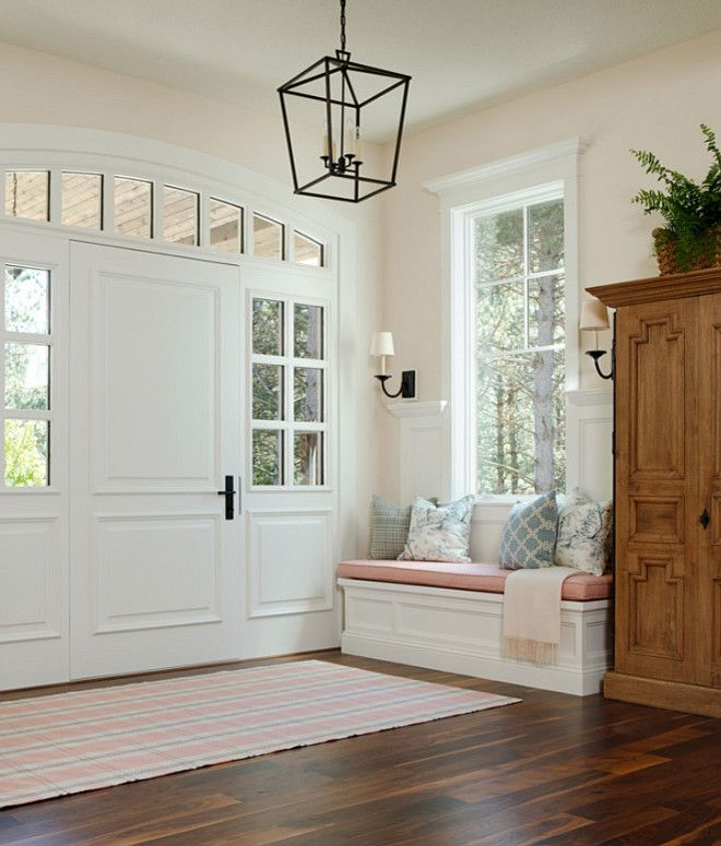 Modern Family Foyer Paint Color : Family home interior ideasi simply adore this foyer it s