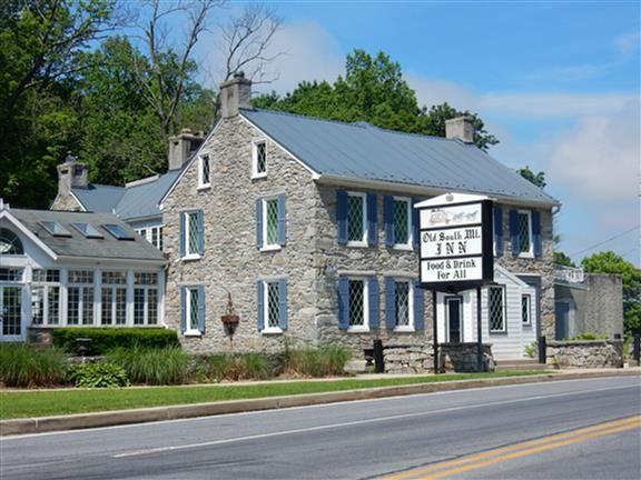 Amercian Civil War: Battlefields Old South Mountain Inn Turner's ...