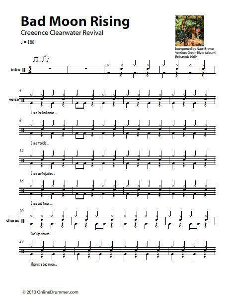 how to play creedence clearwater revival