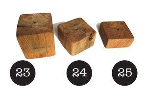 Risers 16cm x 16cm square  {23} 16cm high  {24}10cm high…