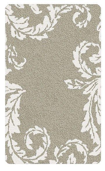 Kleine Wolke Badteppich Acanthus 60 x 100 cm ✓ Badezimmerwelten - badezimmerteppich kleine wolke