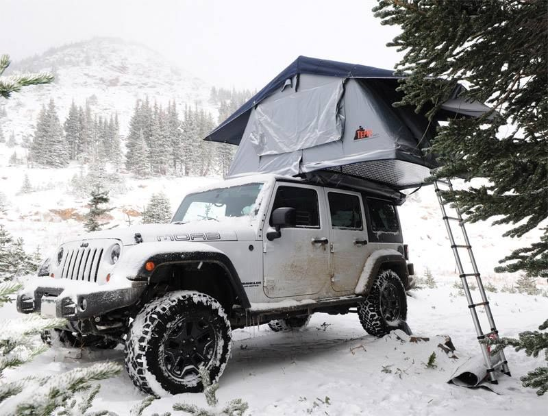 Tent Top It Get Out Of The Dirt Roof Top Tent From Top Tent Roof Top Tent Top Tents Tepui Tent