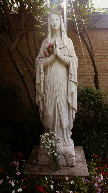 All Saints Catholic Church Blessed Mother Blessed