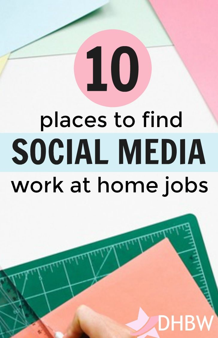 places to social media jobs online posts places and if you spend lots of time on social media sites like facebook twitter and middot top career