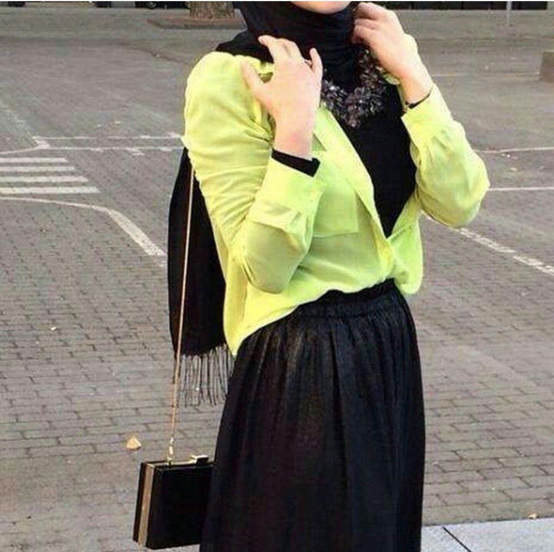 Pin By Shzaxos On Hijab Pinterest Hijabs Clothes And Fashion Sorban Long Black Shirt Discover