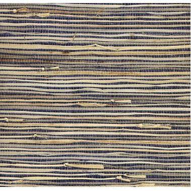 Autumn Denim Seagrass Natural Grasscloth Wallpaper Seagrass Wallpaper Handmade Wallpaper Natural Furniture