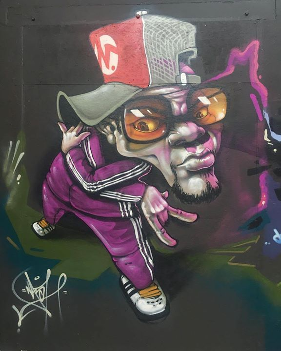 Nasher With New Funky B Boy Character Graffiti Characters Graffiti Art Graffiti Pictures
