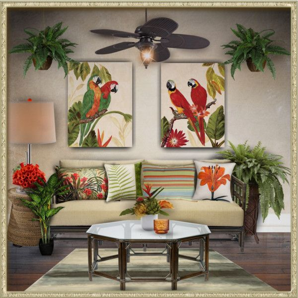 Hawaiian Decor Aloha Style Tropical Home Decorating Ideas. Use Tropical  Foliage As A D Cor Accent. Hawaiian Decor Aloha Style Tropical Home  Decorating ...