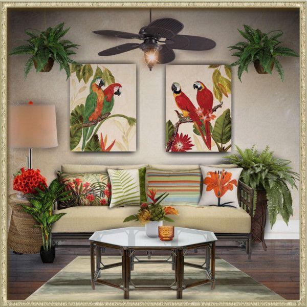 Hawaiian Decor Aloha Style Tropical Home Decorating Ideas. Use Tropical  Foliage As A D Cor Accent. Hawaiian Decor Aloha Style Tropical Home  Decorating ...
