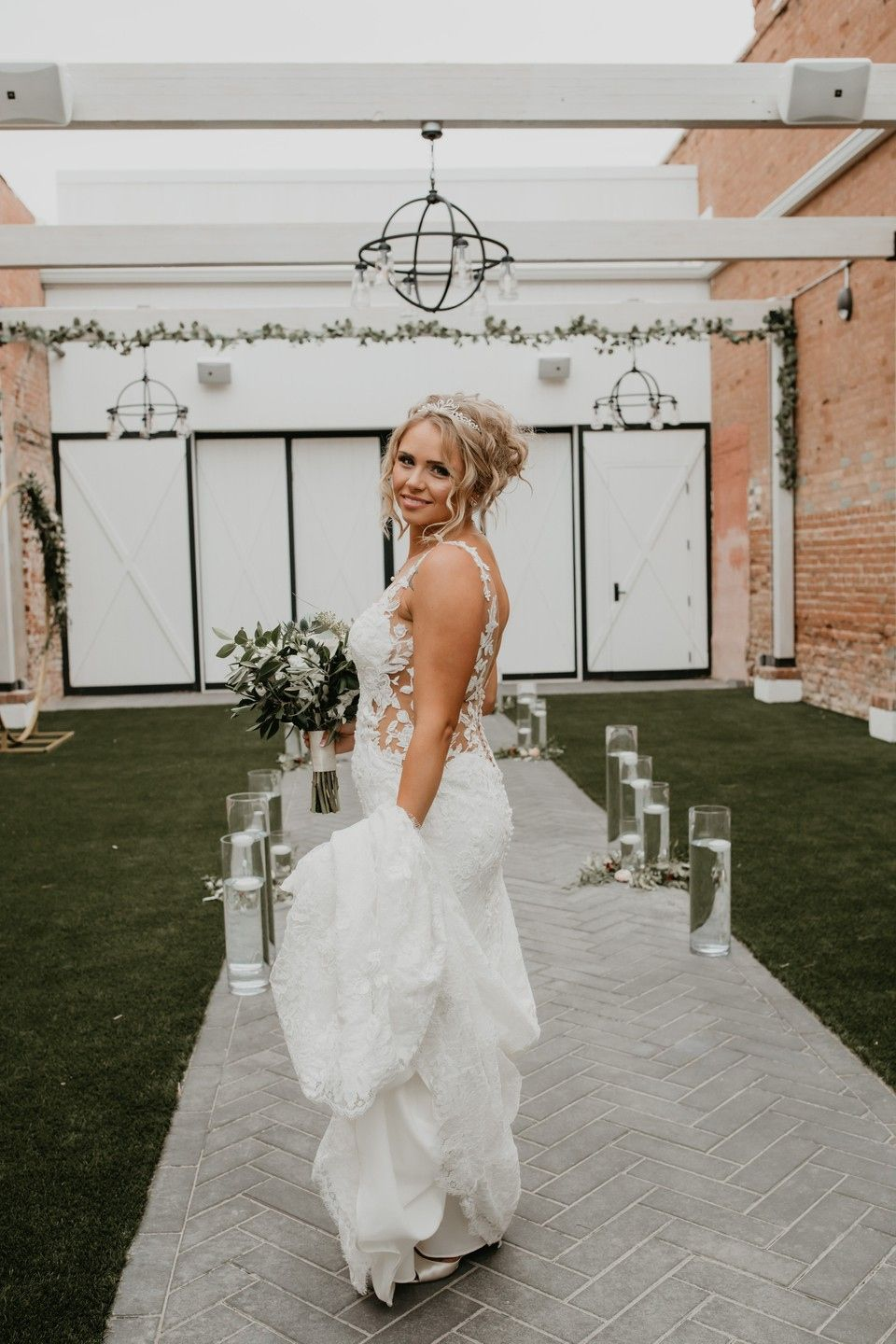 MOROCCO gown by Pronovias at LUV Bridal in 2020 Wedding