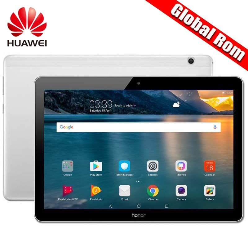 Global Rom Original Tablets 9 6 Inch Huawei Mediapad T3 10 Android 7 0 Lte Wifi Tablet Pc Emui 5 1 Snapdragon 425 Quad Core Review Tablet Huawei Rom