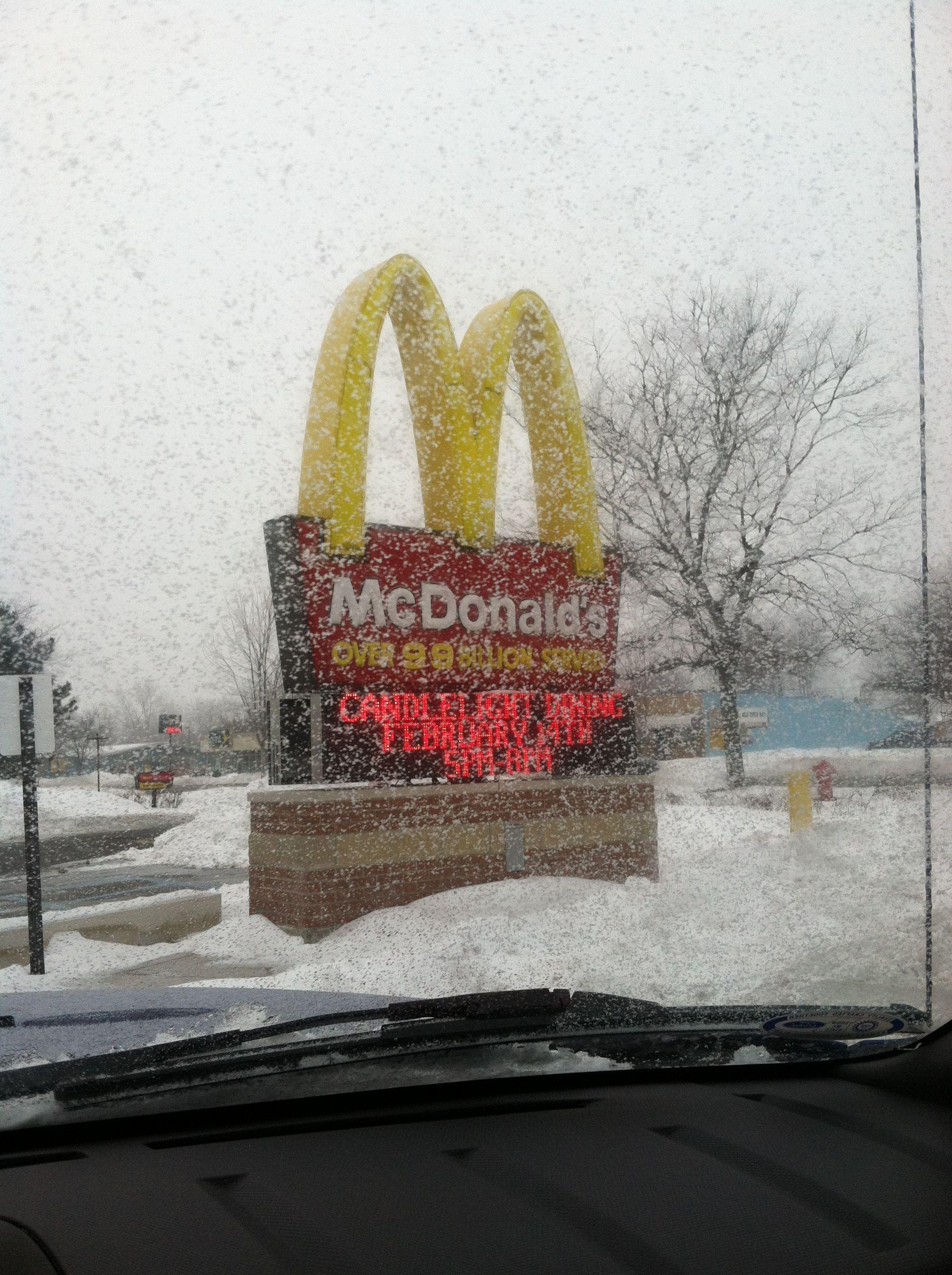 Flat rock McDonald's