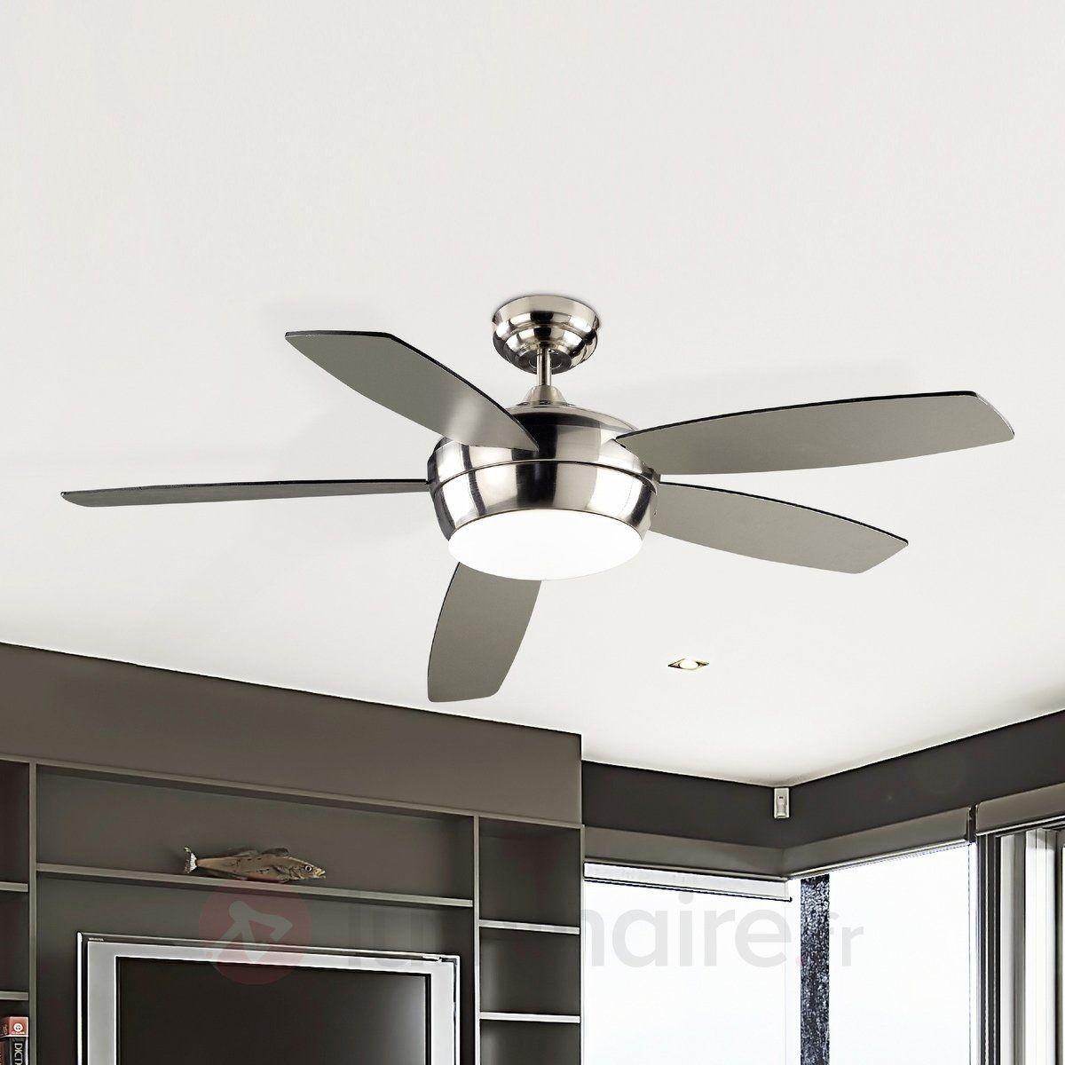 Ventilateur De Plafond Samal Avec Telecommande Reference 6026191 Ventilateurs De Plafond Ou A Poser Che Ventilateur Plafond Luminaire Plafonnier Ventilateur
