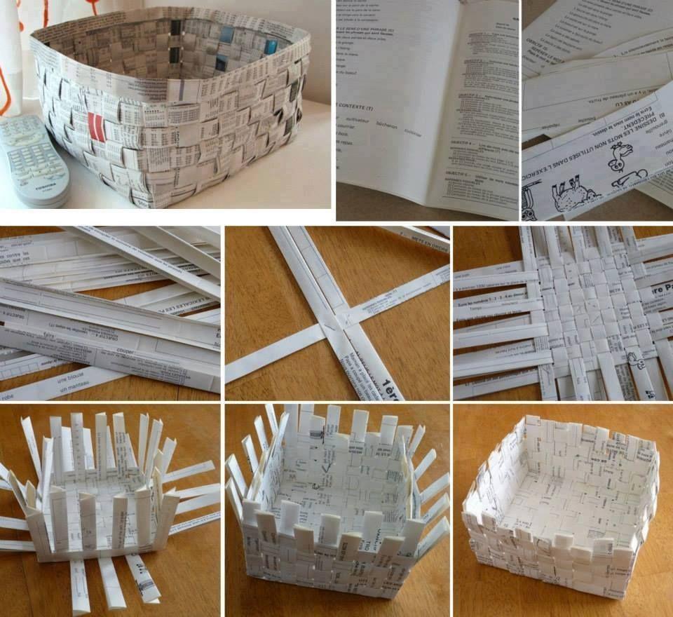 сознаний как с бумаги сделать корзинку фото эффективности обучения