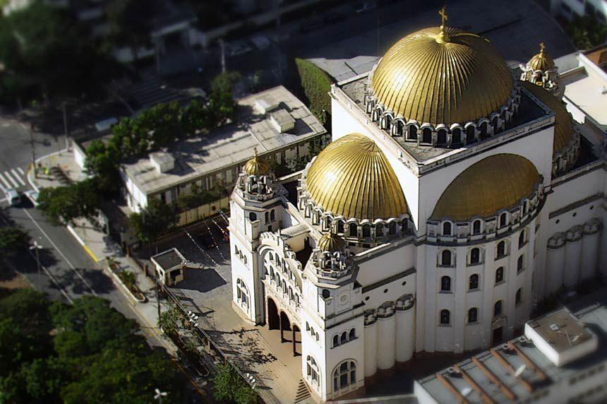 Catedral Ortodoxa São Paulo São Paulo Igreja Ortodoxa Catedral