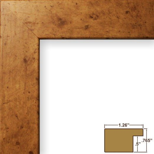 Amazon.com - Craig Frames 26030 20 by 30-Inch Picture Frame, Smooth ...