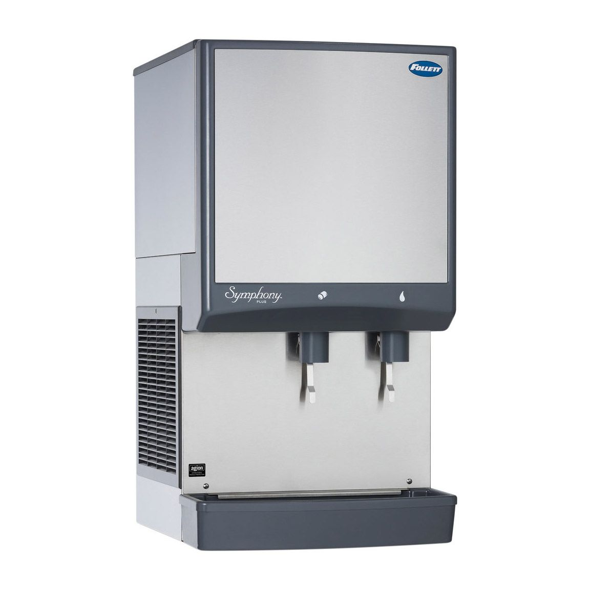 Symphony Plus Countertop Ice Maker And Water Dispenser 50 Lb