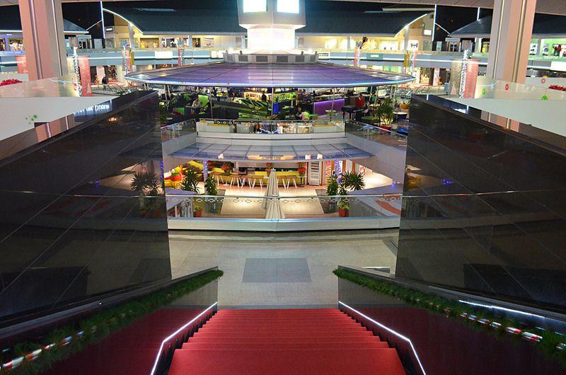 Shopping Centre El Duque Costa Adeje Tenerife Tenerife Adeje Island Vacation
