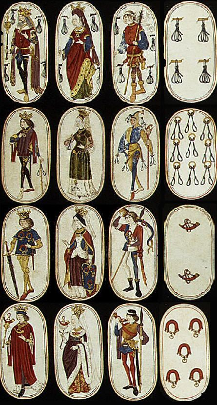 Trionfi Cards: Museum For Old Playing Cards