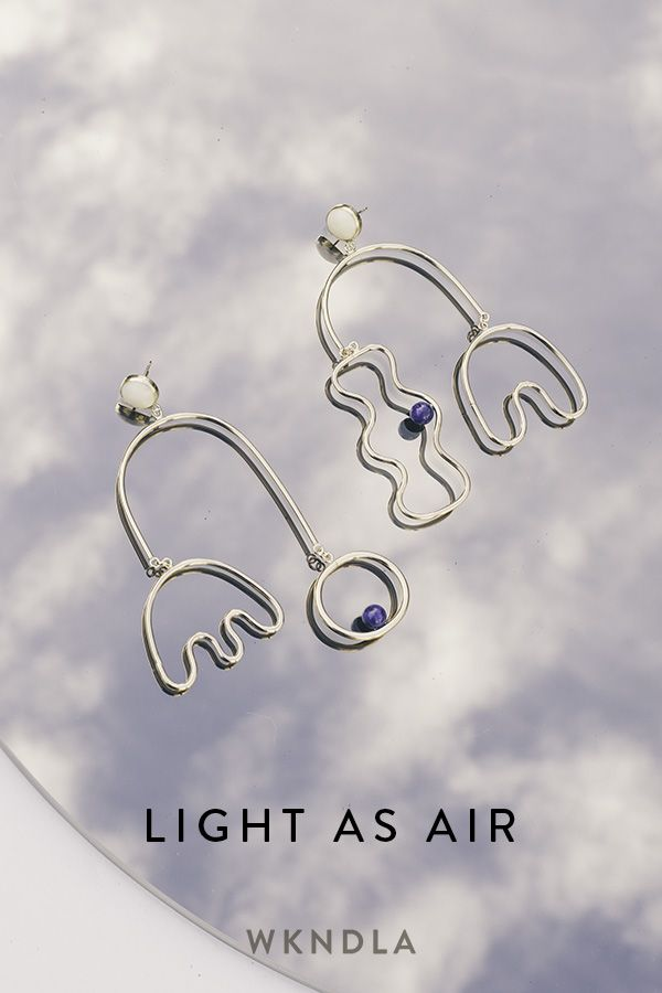 Handcrafted using 14k gold-filled wire, sterling silver, rose gold ...