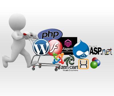 The technologies we work in Website development are:-  PHP Website development, Asp.net website development, Wordpress website development, Magento ecommerce website development, Joomla website development, Drupal website development, OS Commerce website development.
