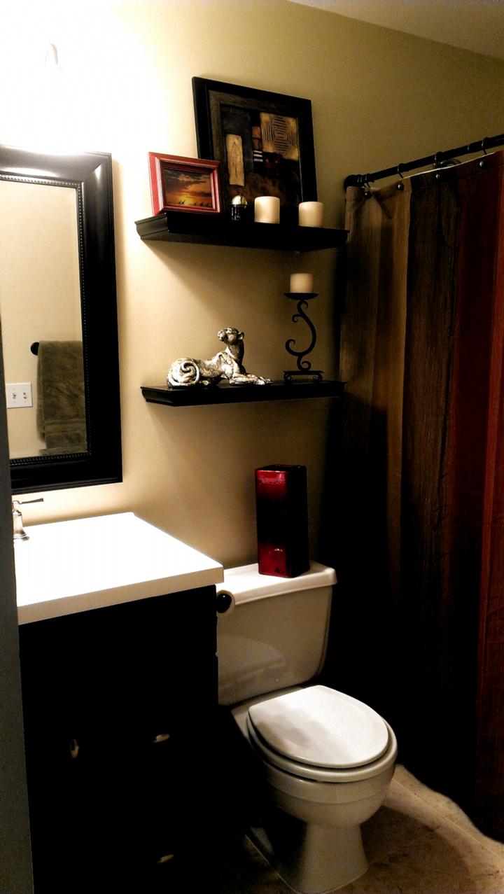 Beautiful Small Bathroom Decor Ideas Colors Schemes Bathroom Colors Small Bathroom With Earth To In 2020 Bathroom Decor Beautiful Small Bathrooms Modern Bathroom Decor