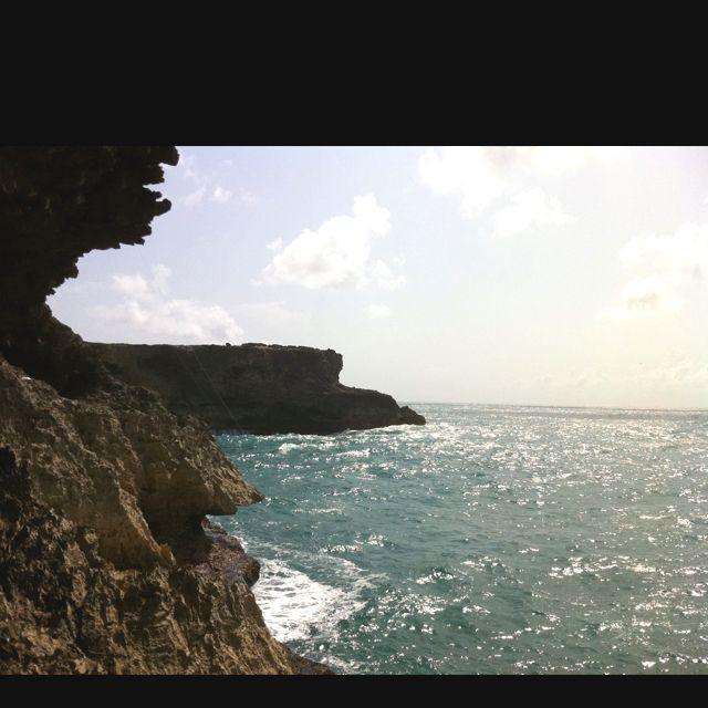 The northern most point of Barbados.