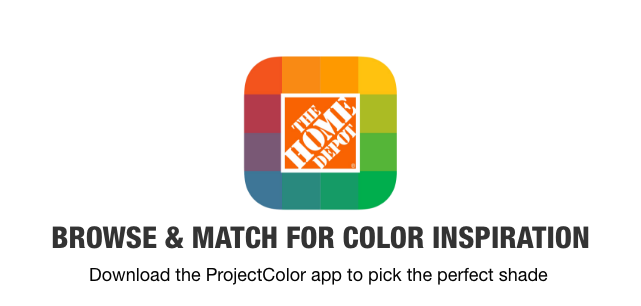 The Home Depot Projectcolor App In 2020 Home Depot Paint Home Depot Paint Colors Paint Designs