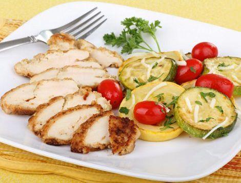 Imagenes de cenas para cenar comidas variadas y postres pinterest comida pollo y - Ideas cenas saludables ...