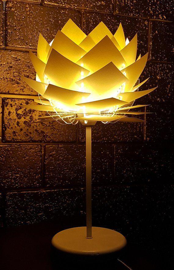 Modern Led Lamp Unique Shades Table Decorative Desk Reading Mod