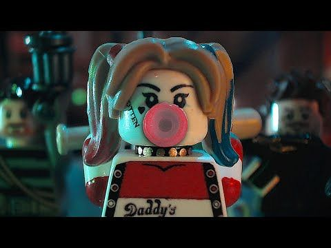 Check out Suicide Squad in LEGO [Video]