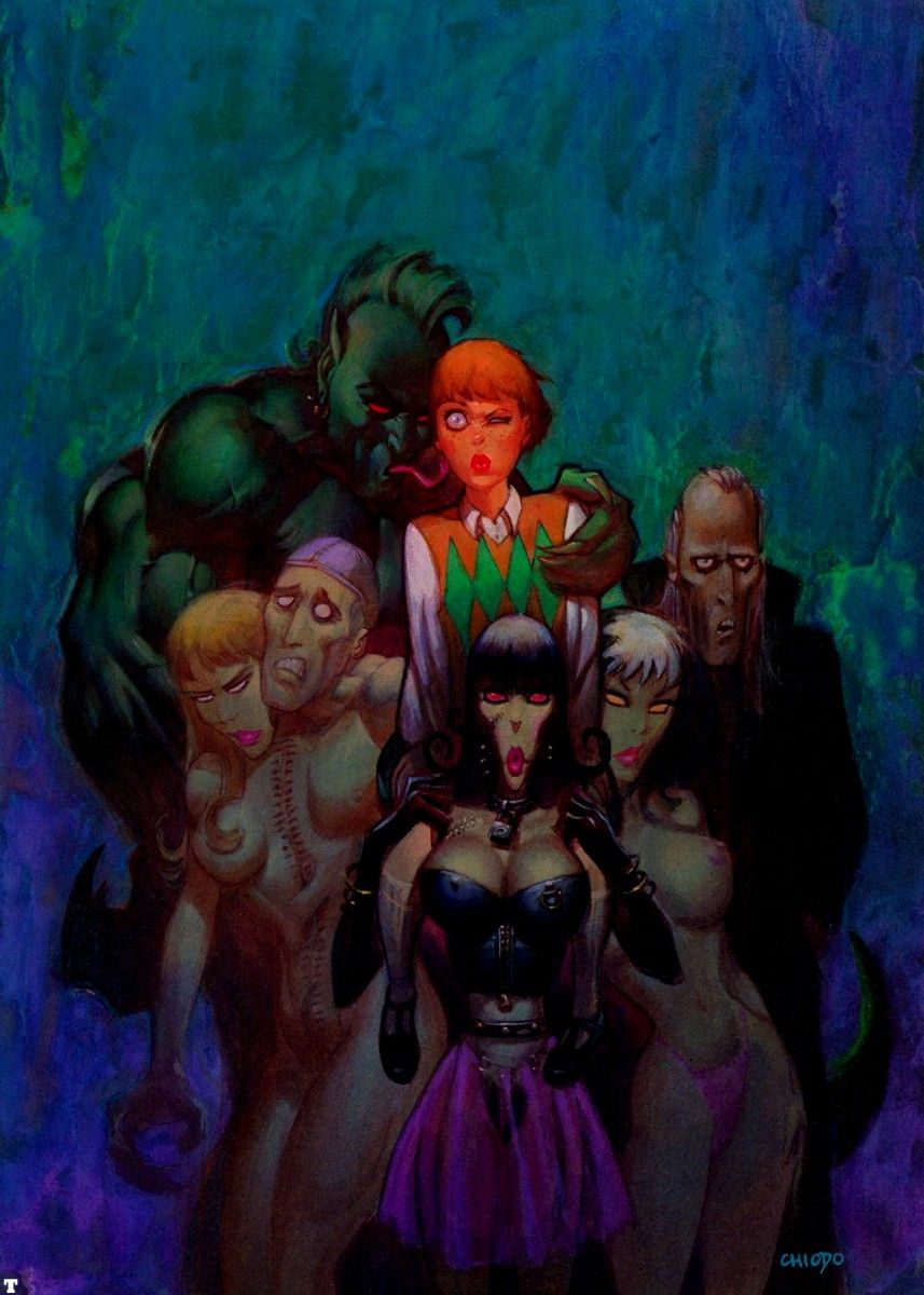 by joe chiodo | Not Your Typical Joe Blows: The Art of ...