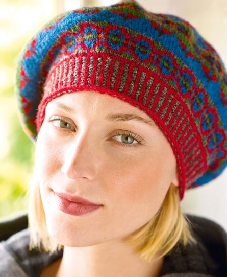 Masterclass: Design your own Fair Isle hat, part 2 - The Knitter ...