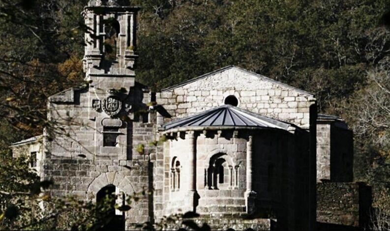 Monasterio fragas do Eume