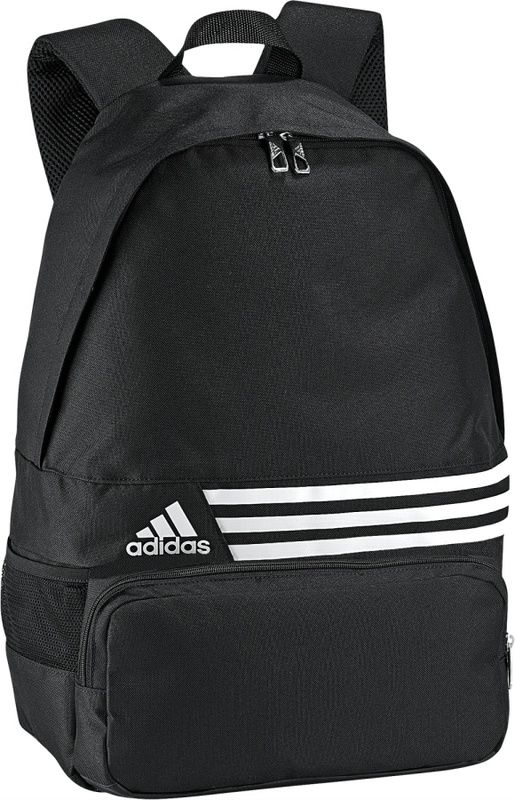 8ac67fbd15dd Adidas Performance Backpack Back Day Pack Rucksack School Bag Black White  Medium