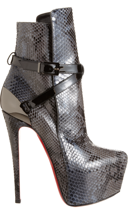 super popular 79c66 4ef46 Christian Louboutin - Equestria boots (booty) | I love Shuzs ...