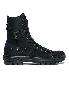 2204d28cc076 Levi s Canvas Sahara Hi-Top Boots - Boots - Men - Macy s