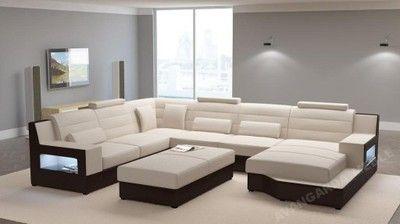 Naroznik Skorzany Ronaldo Max Sofa Wypoczynek 4947331800 Oficjalne Archiwum Allegro Sofa Furniture Home