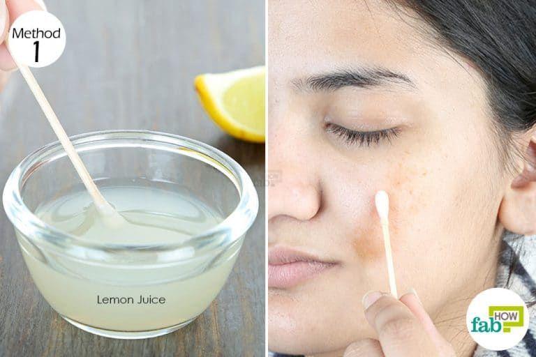 natural tattoo removal lemon juice