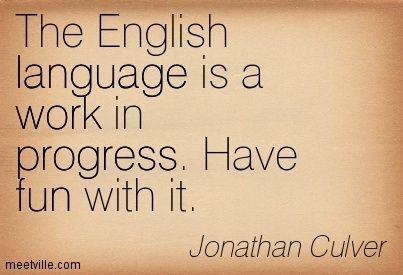 English Language Quotes 2
