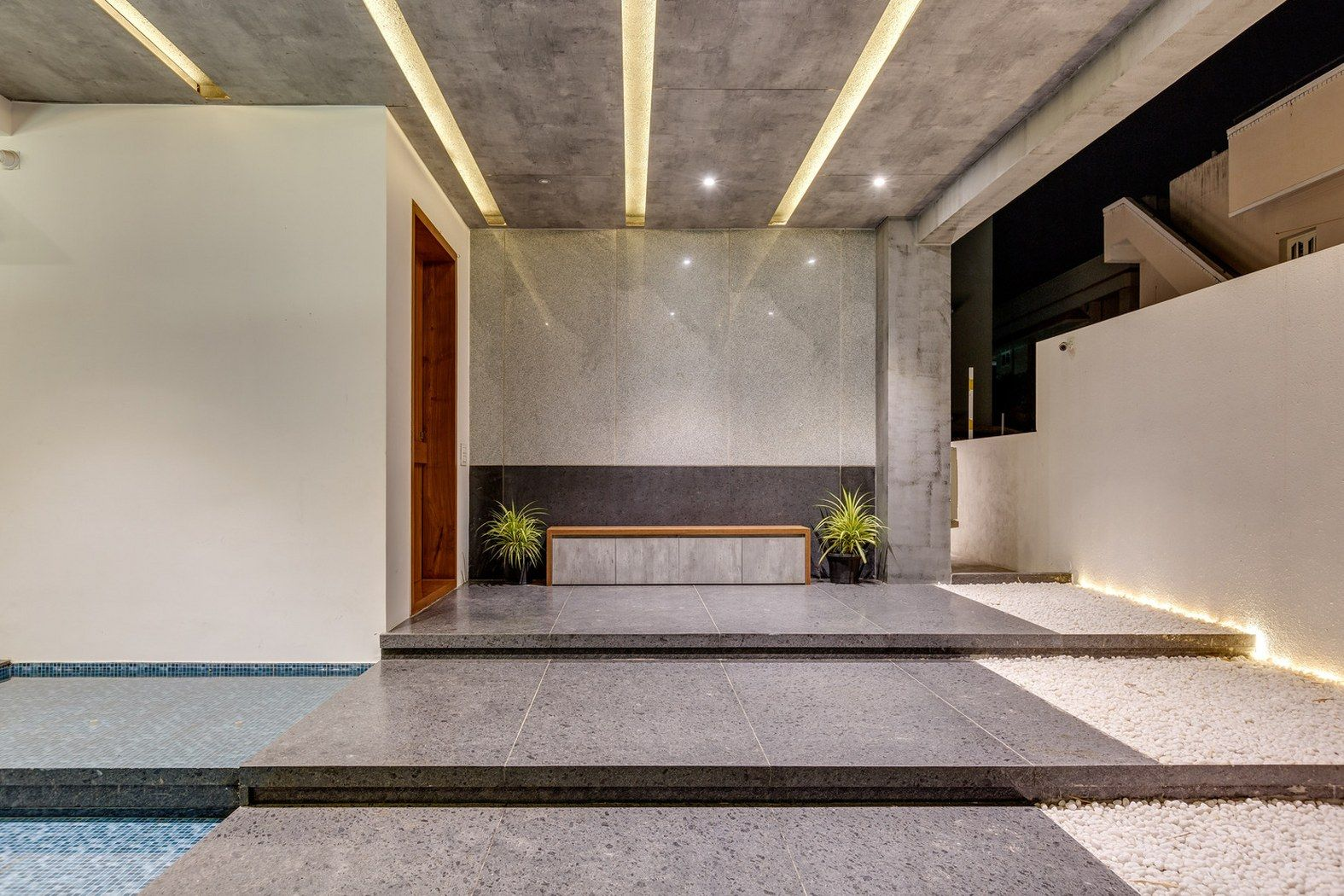 Simple And Sumptuous House   GALI Associates - The ...