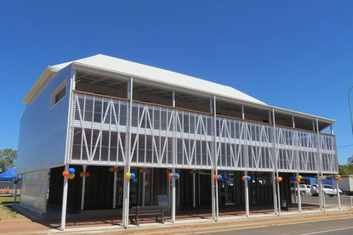 Redeveloped Historic Globe Hotel In Barcaldine