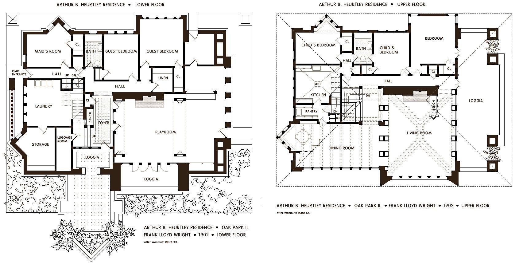 Plans maison kaufman for Decoration maison kaufman