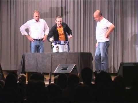 MGV Showmix 2008 Männerkrippe