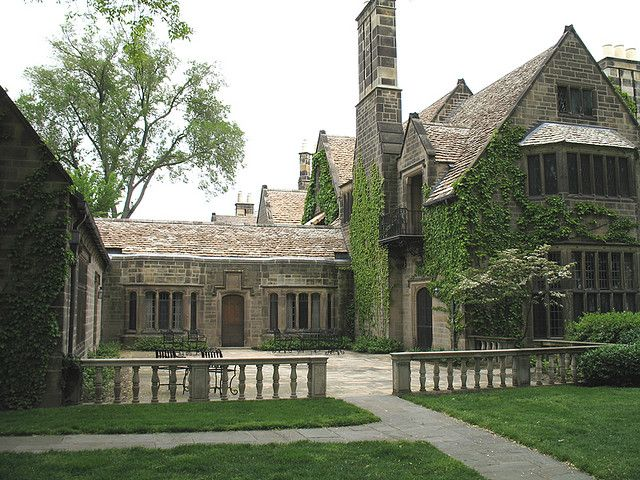 Edsel And Eleanor Ford House Grosse Pointe Michigan Mansions Beautiful Homes Architecture